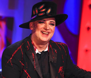 Culture Club to re-form? 'We'll see,' says Boy George