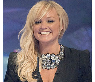 Emma Bunton tries her hand at jewellery design