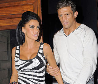Katie Price and Alex Reid moving house, he reveals