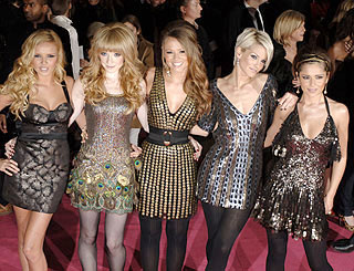 Sarah Harding unsure about future of Girls Aloud