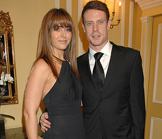 Wayne Bridge and Vanessa Perroncel in court
