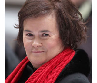 Rage Against the Machine to duet with Susan Boyle