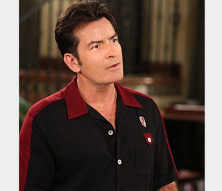 Troubled Charlie Sheen leaving 'Two and a Half Men'