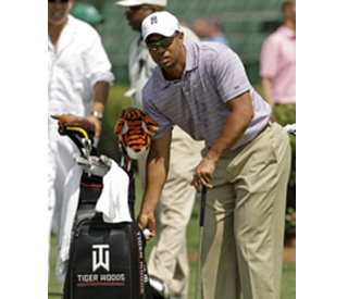 Tiger Woods returns to fairway ahead of comeback