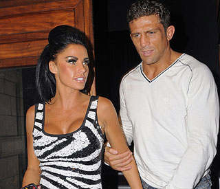 'I never wanted to get married,' admits Alex Reid
