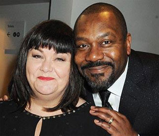 Single Lenny Henry seeks comfort singing the blues