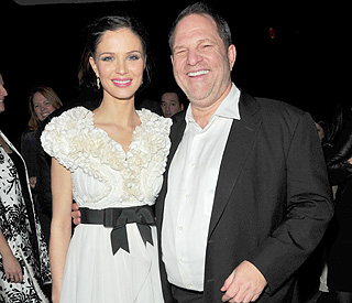 Georgina Chapman and producer husband expecting