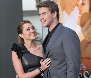 On-screen kiss helped Miley Cyrus find 'soulmate' Liam