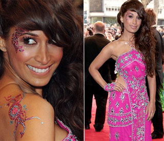EastEnder Preeya Kalidas sparkles with new tattoos
