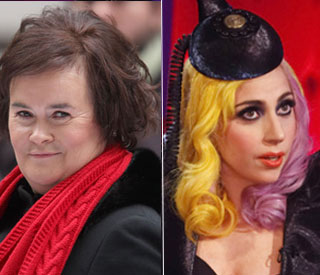 Susan Boyle accepts offer to team up with Lady Gaga