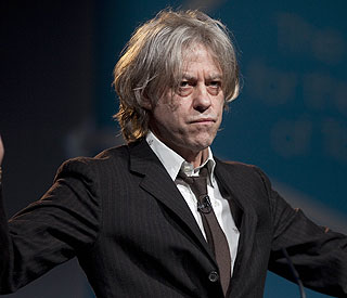 Motorcyclist hurt in crash sues Bob Geldof for £300,000