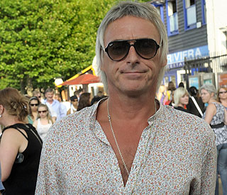 Paul Weller engaged to 24-year-old girlfriend