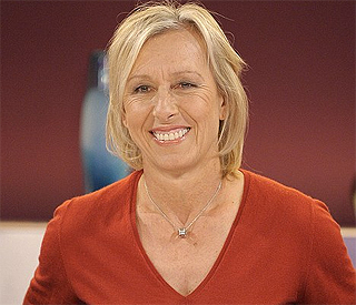 Martina Navratilova opens up on her cancer battle