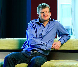 Breaking news: Adrian Chiles ends