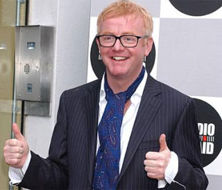 Chris Evans adds drama to Adrian Chiles' BBC rift