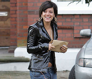 Labour and Conservative parties request support of Lily Allen