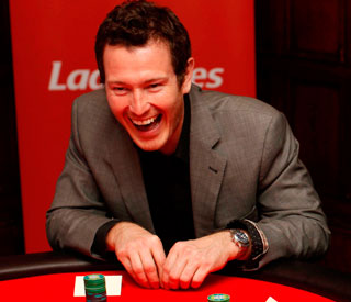 Lock Stock star Nick Moran cements poker face status