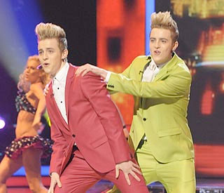 Jedward to enter Big Brother house for final series