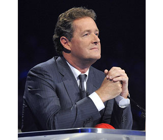 Speeding fine for BGT judge Piers Morgan