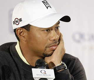 Tiger Woods confesses to 120 affairs