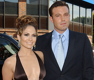 Jennifer Lopez blames fame for split from Ben