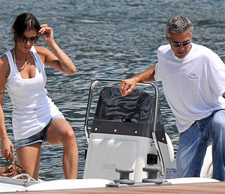 Navy called to George Clooney's Italian villa after WWII bombs found