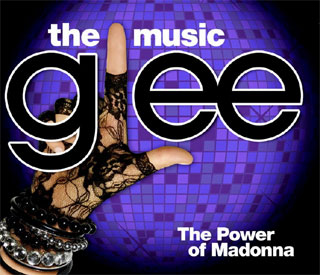 'Glee' on top of the charts with Madonna album