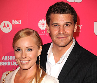 David Boreanaz's wife: 'I'm still angry'