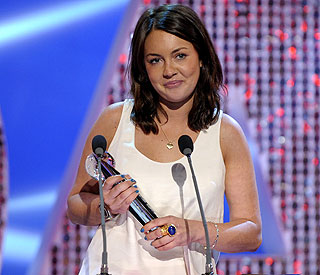 Lacey Turner wins big at soap awards after announcing resgination