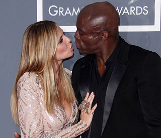 Heidi Klum and Seal renew wedding vows