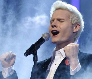 Rhydian Roberts leaves Simon Cowell's record label