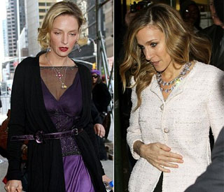 Uma Thurman and SJP remember Natasha Richardson