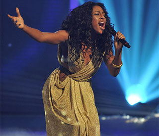Alexandra Burke's brother tries his luck on X Factor