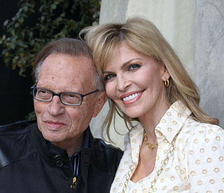 US star Larry King calls off divorce from seventh wife