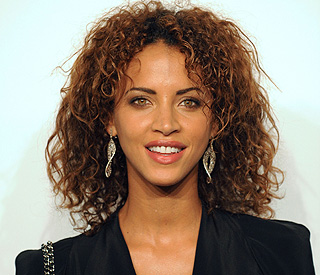 M&S model Noemie Lenoir in suspected suicide bid