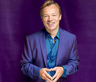 Graham Norton taking over Jonathan Ross' radio show