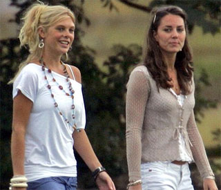 Chelsy Davy invites Kate Middleton to South Africa