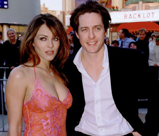 'Hugh Grant is still my number one', says Liz Hurley