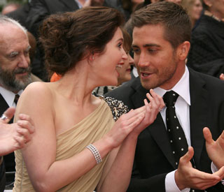 Gemma Arterton 'flabbergasted' by Jake Gyllenhaal