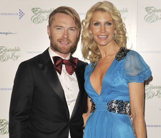 Ronan Keating splits from wife Yvonne after 12 years