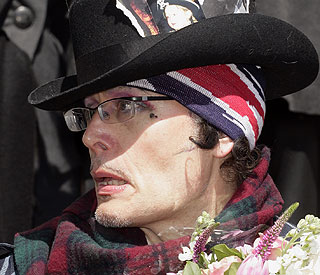 Adam Ant sectioned under Mental Health Act
