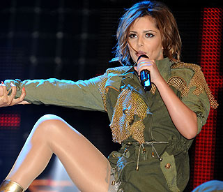Cheryl Cole inspired by her role model mother