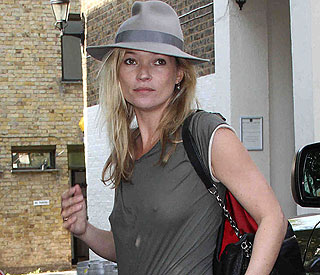 Flood causes £100,000 damage at Kate Moss's home
