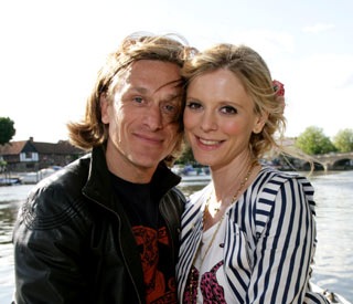 Emilia Fox expecting baby with new boyfriend