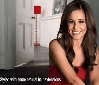 Cheryl Cole hair ad escapes ban
