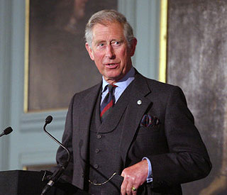 Prince Charles challenges builders to live on own sites