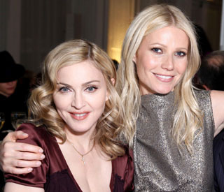 Gwyneth Paltrow and Madonna not speaking, say US reports