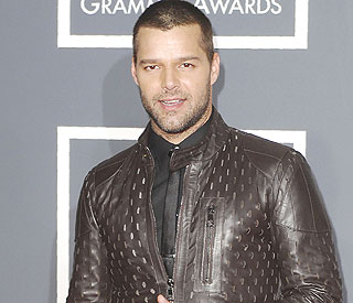 Broadway 'Evita' role for singer Ricky Martin