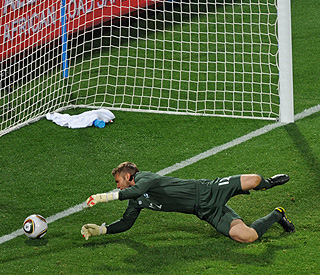 England keeper Robert Green hiding secret heartbreak