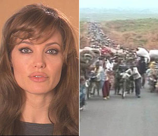 Angelina Jolie's moving plea to remember refugees